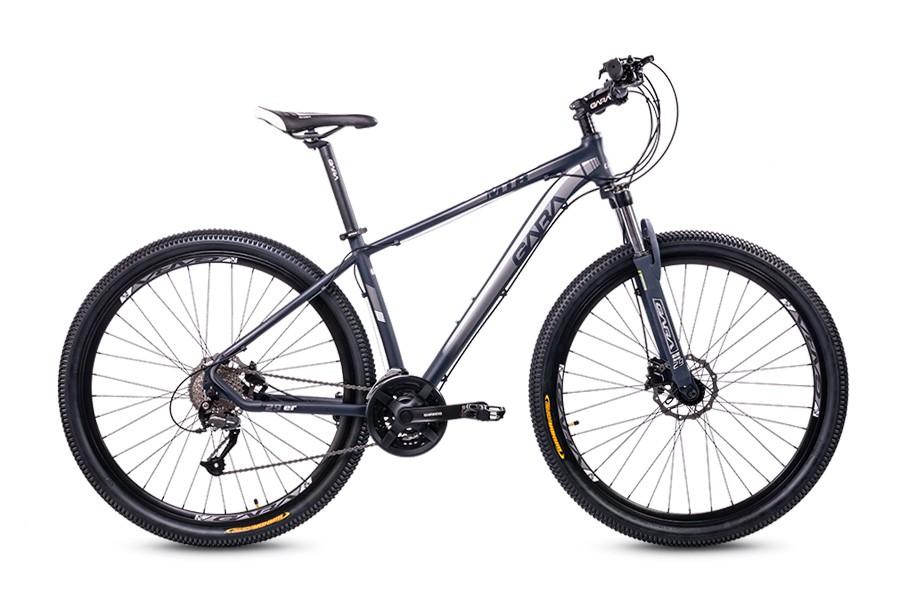 Bicicleta Gara GR270 Aro 29 T17 21v - 2020  - REAL ESPORTE