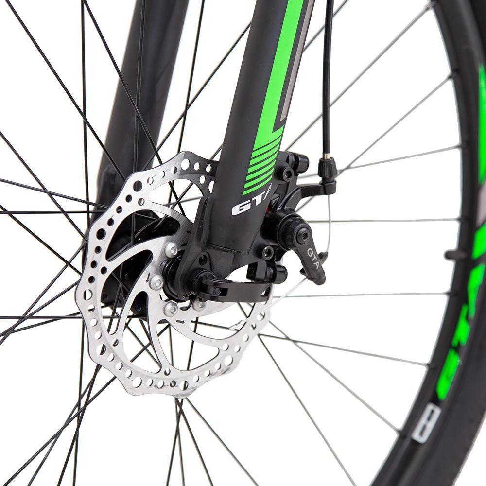 Bicicleta Gta Comp Aro 29 129 Verde - Original  - REAL ESPORTE