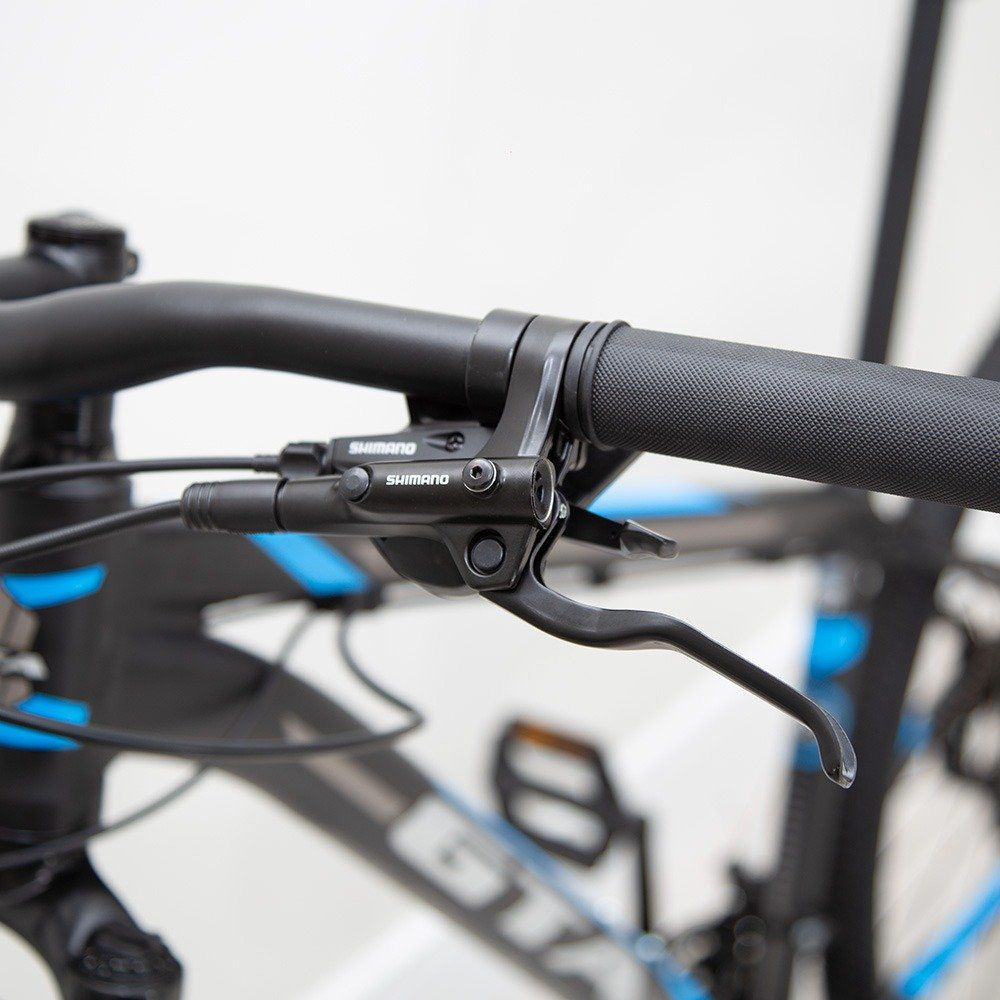 Bicicleta Gta Comp 329 Aro 29 329 Azul   - REAL ESPORTE