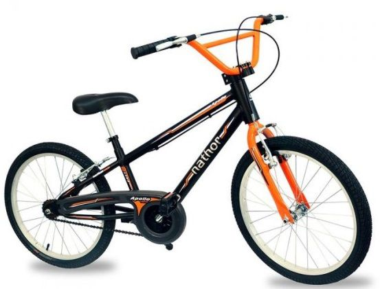 Bicicleta Nathor Apollo Aro 20  - REAL ESPORTE