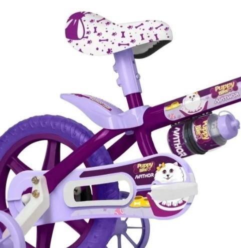 Bicicleta Nathor Aro 12 Puppy  - REAL ESPORTE