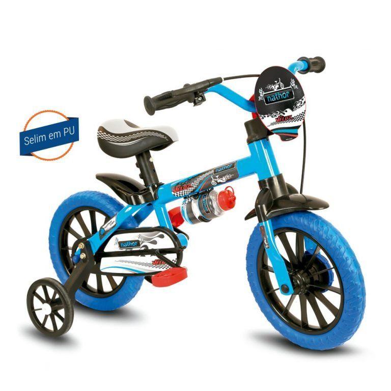 Bicicleta Nathor Aro 12 Veloz  - REAL ESPORTE