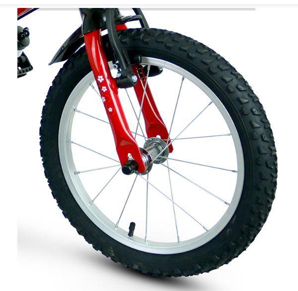 Bicicleta Nathor Aro 16 Lady   - REAL ESPORTE