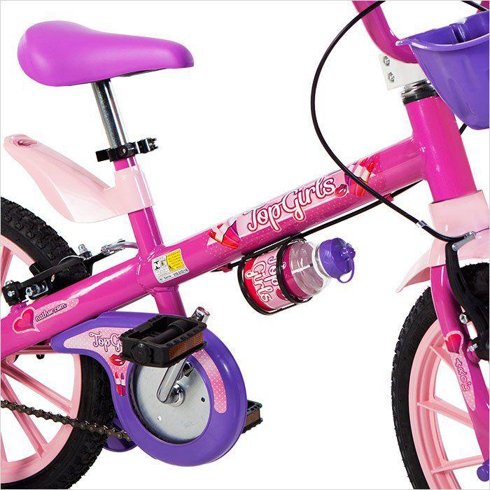 Bicicleta Nathor Aro 16 Top Girls  - REAL ESPORTE
