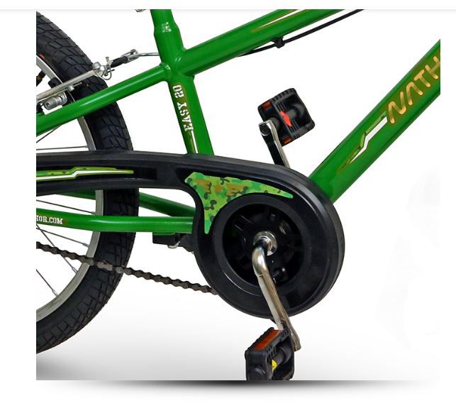 Bicicleta Nathor ARO 20 Army  - REAL ESPORTE