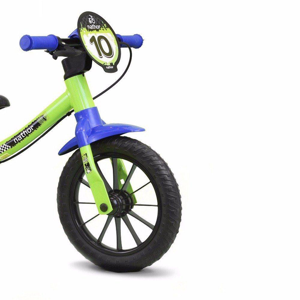 Bicicleta Nathor Balance Bike  - REAL ESPORTE