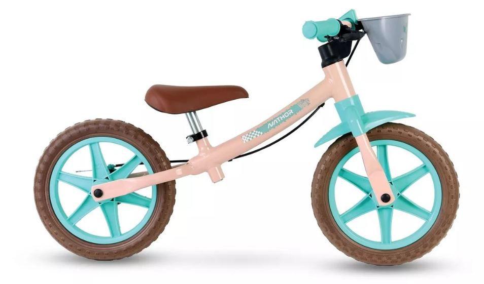 Bicicleta Nathor Balance Bike Love  - REAL ESPORTE