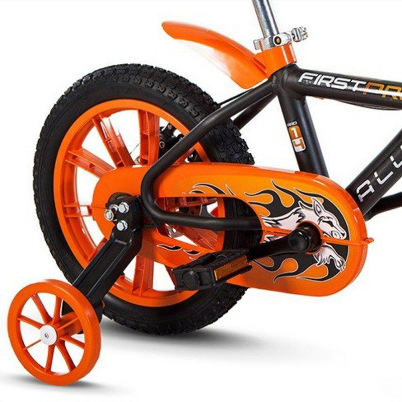 Bicicleta Nathor Aro 14 First Pro  - REAL ESPORTE