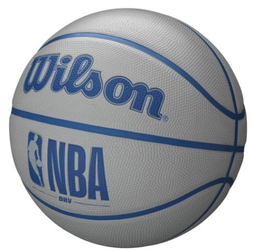 Bola de Basquete NBA DRV - Cinza  - REAL ESPORTE