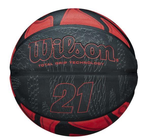 Bola de Basquete Wilson 21 Series  - REAL ESPORTE