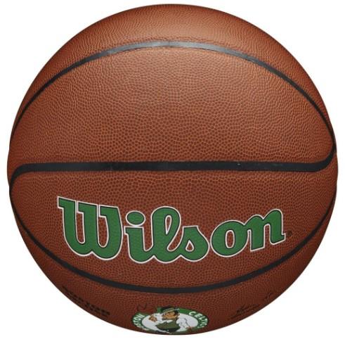 Bola de Basquete Wilson NBA Boston Celtics  - REAL ESPORTE