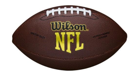 Bola de Futebol Americano NFL Super Grip  - REAL ESPORTE