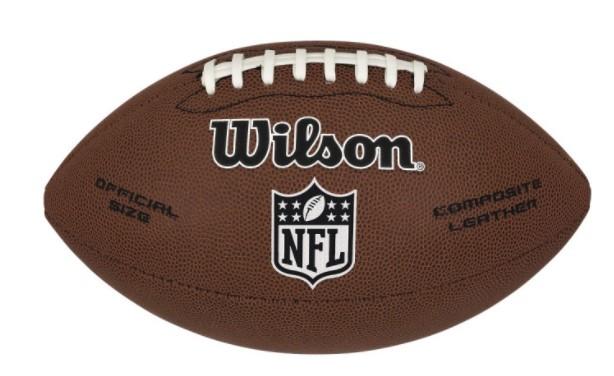 Bola de Futebol Americano Wilson Limited NFL  - REAL ESPORTE