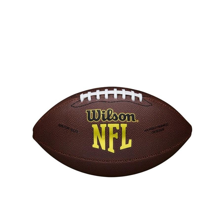 Bola de Futebol Americano Wilson NFL Force Junior  - REAL ESPORTE