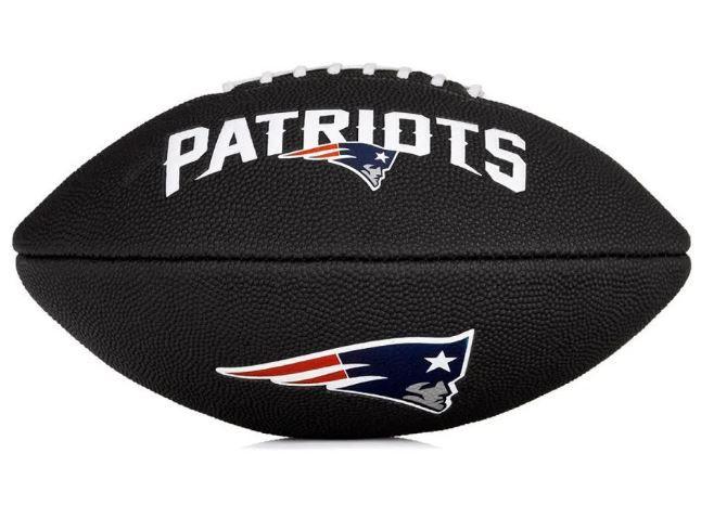Bola de Futebol Americano Wilson New England Patriots  - REAL ESPORTE