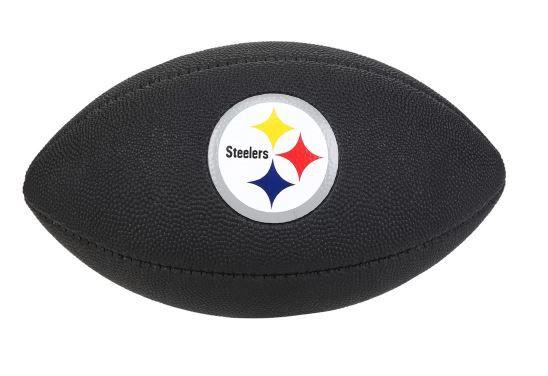 Bola de Futebol Americano Wilson  Pittsburgh Steelers  - REAL ESPORTE