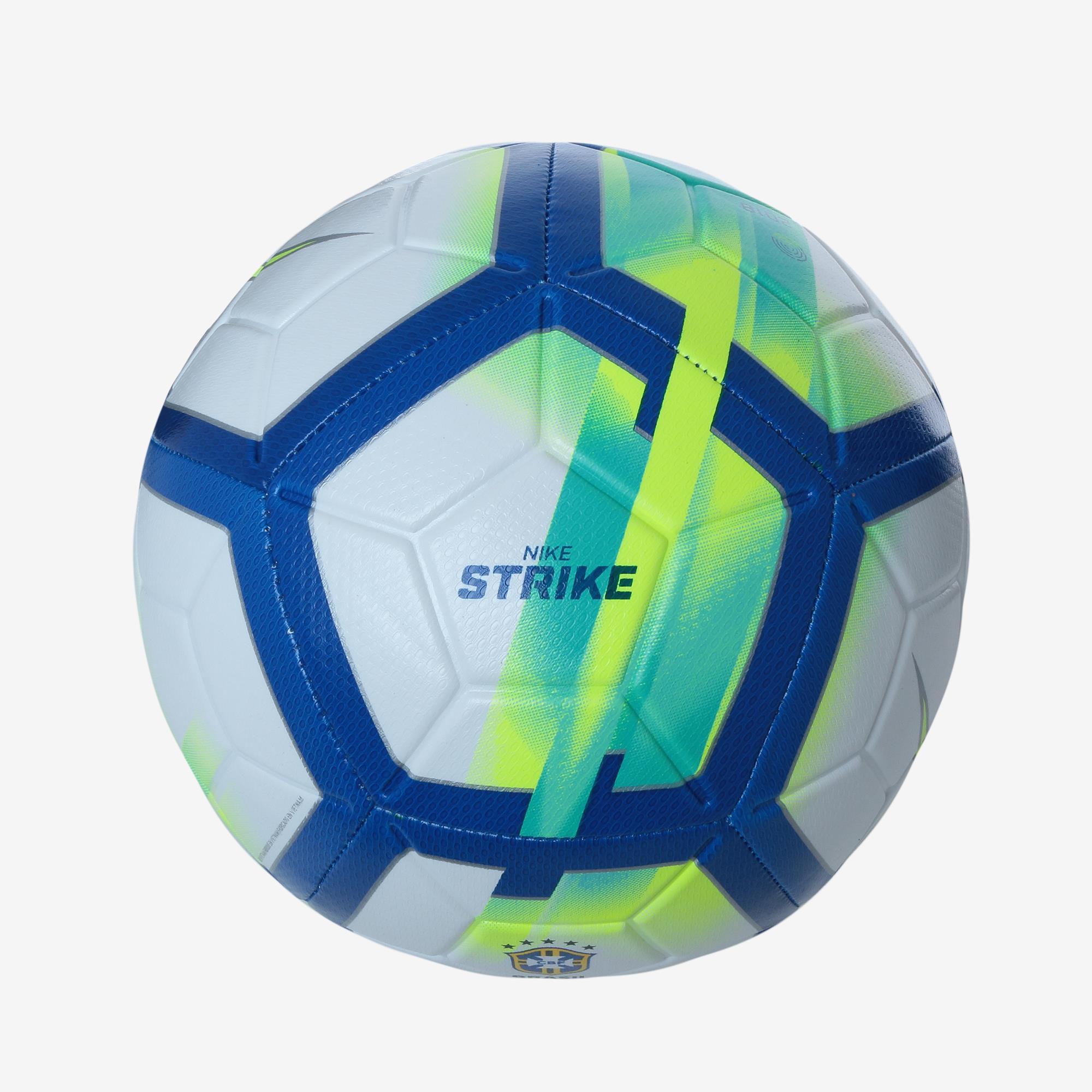 Bola de Futebol de Campo Nike Strike Brasileirão 2018  - REAL ESPORTE