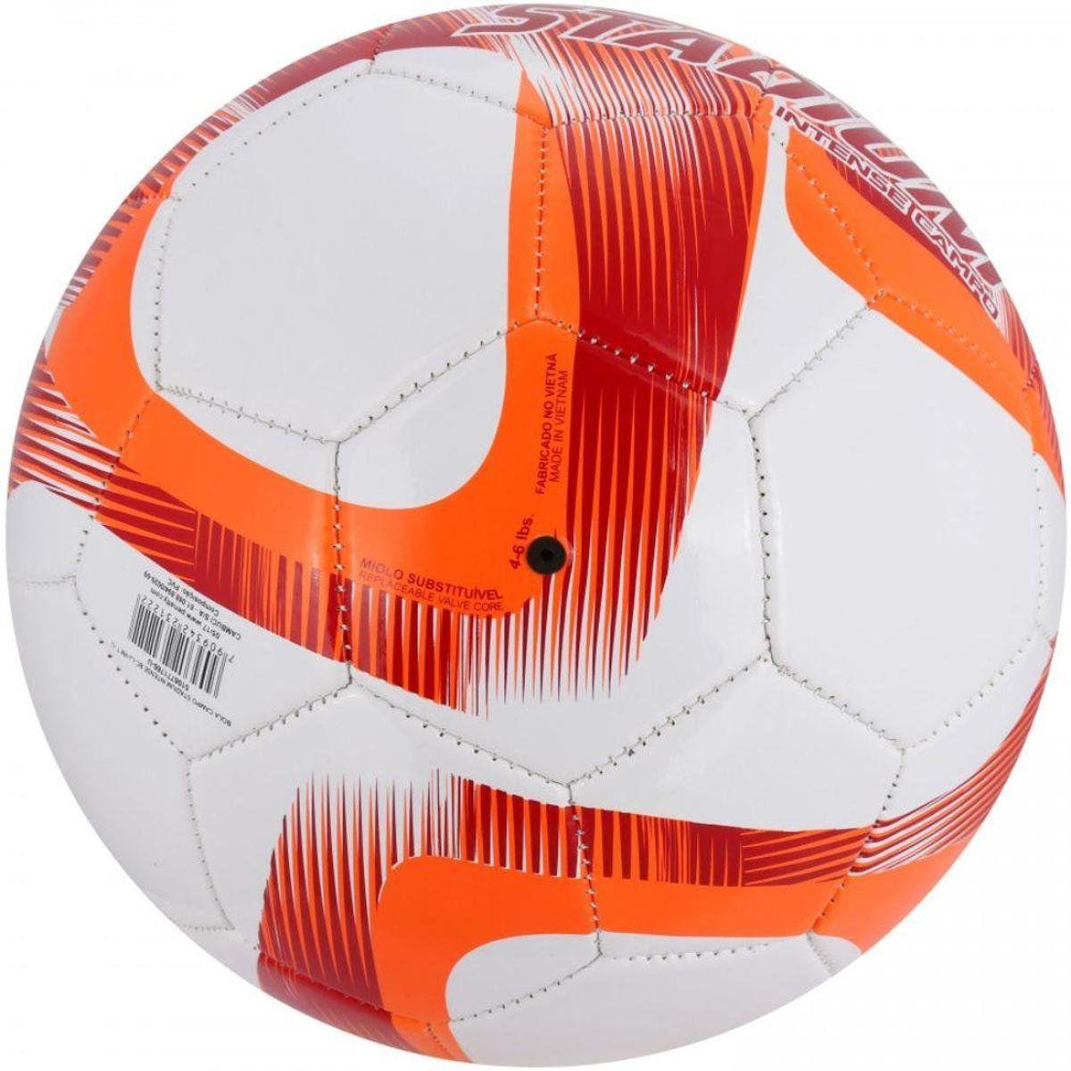 Bola de Futebol de Campo Stadium Intense   - REAL ESPORTE