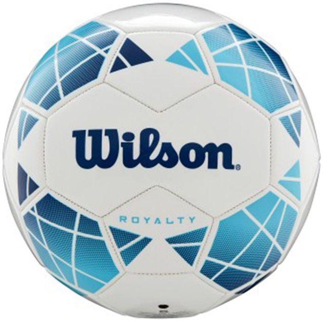 Bola de Futebol de Campo Wilson Royalty  - REAL ESPORTE