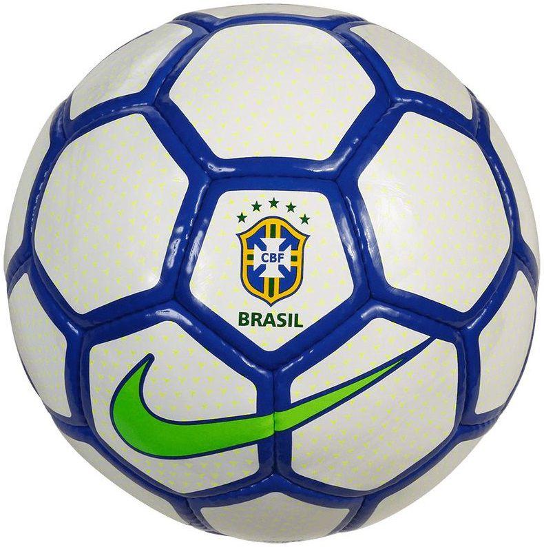 Bola de Futebol Nike Society Brasil CBF  - REAL ESPORTE