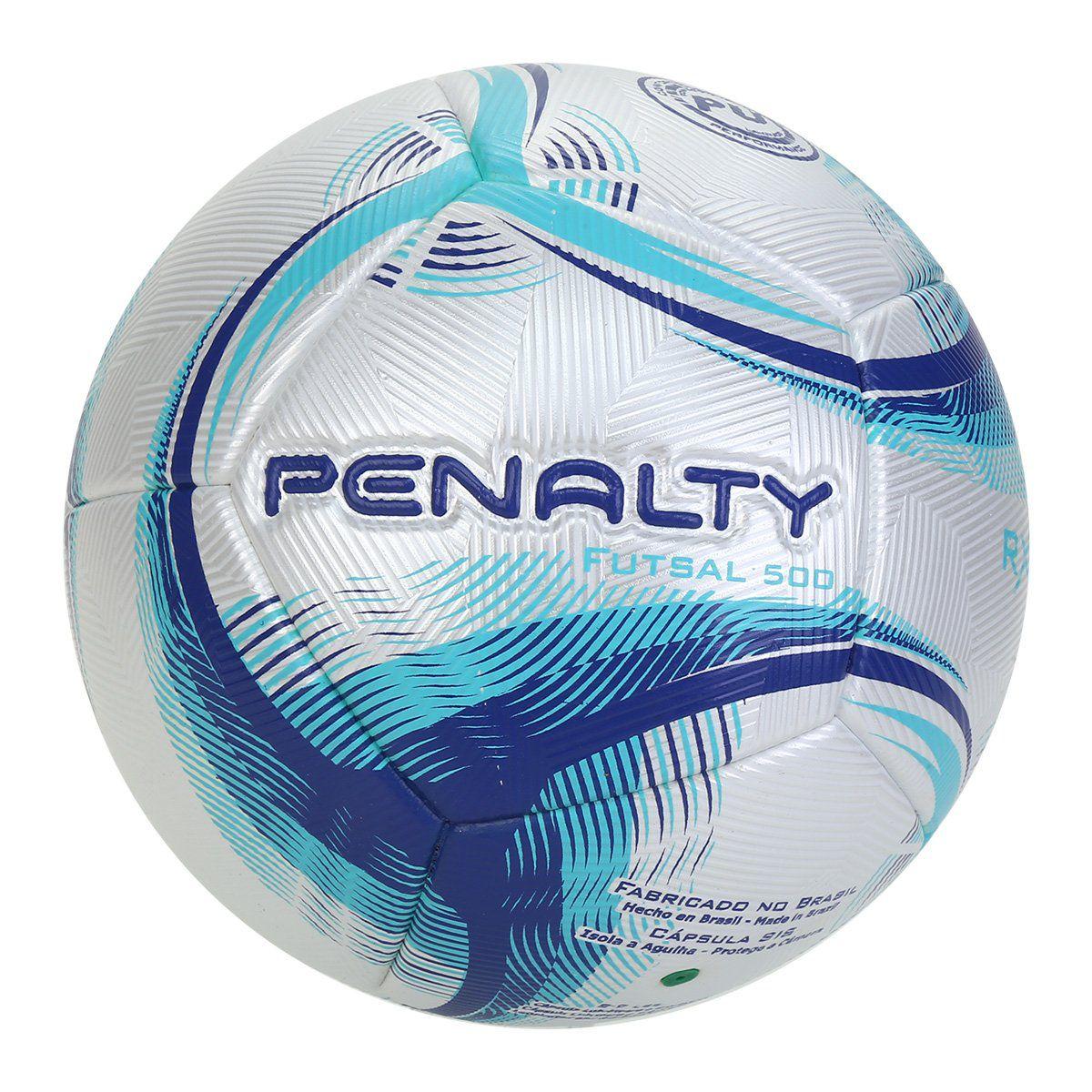 Bola de Futsal Penalty 500  RX  - REAL ESPORTE