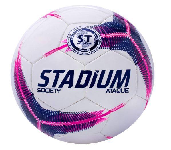 Bola de Futsal Stadium Ataque IX  - REAL ESPORTE