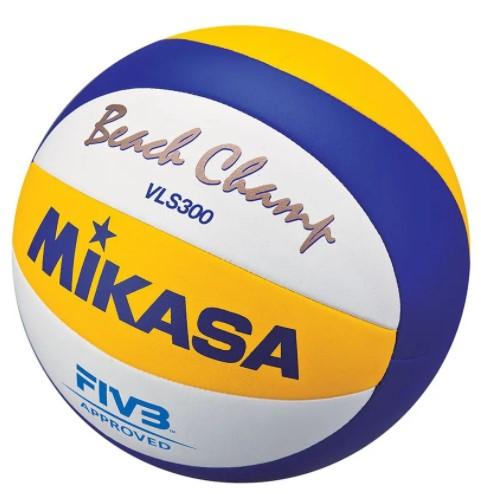 Bola de Volei de Praia Mikasa  VLS300  - REAL ESPORTE