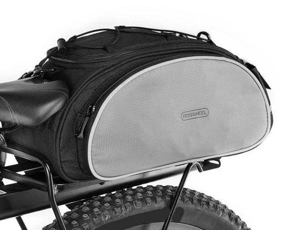 Bolsa Bagageiro p/ Bike Roswhell  - REAL ESPORTE