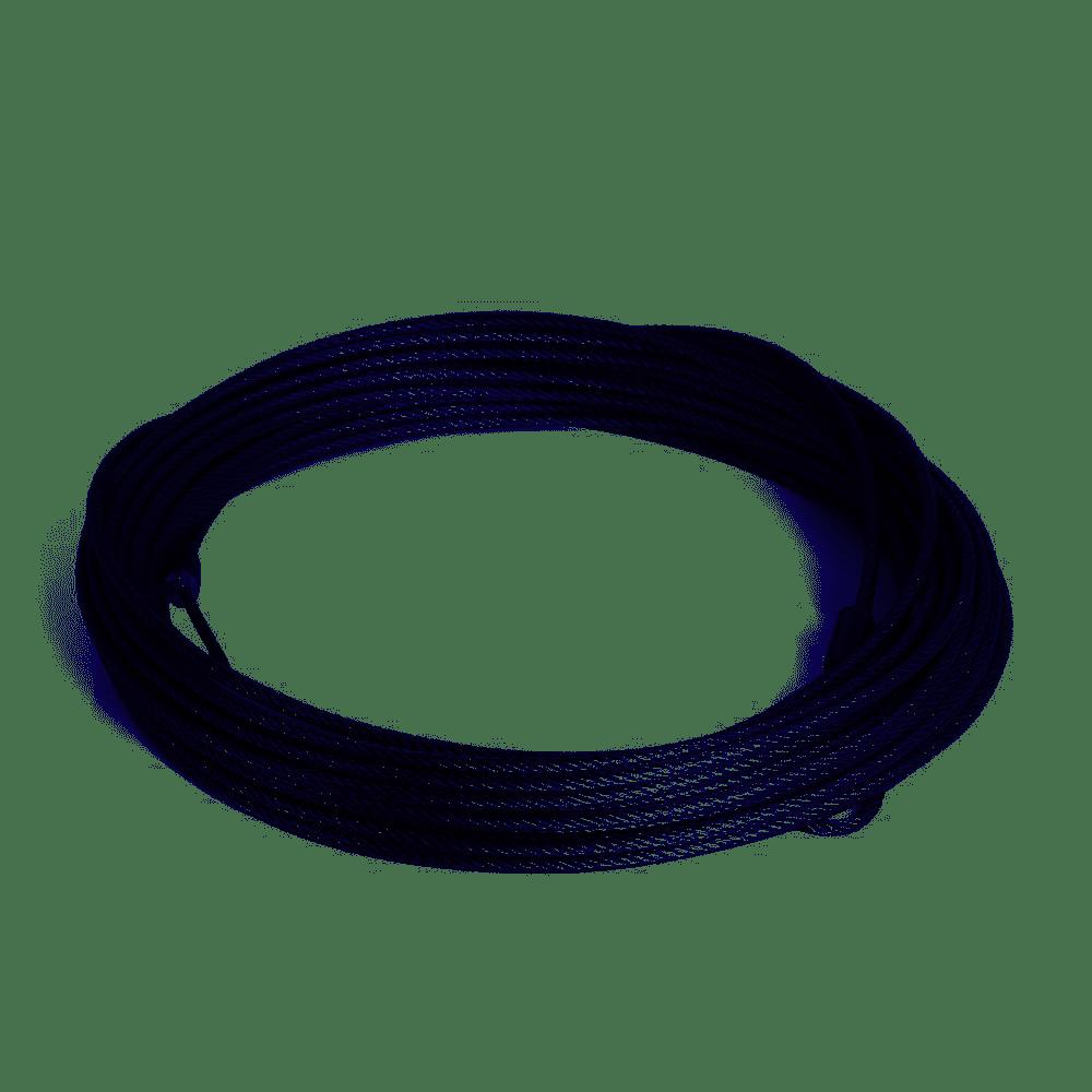Cabo de Aço para Rede de Tênis (Galvanizado) - Master Rede   - REAL ESPORTE