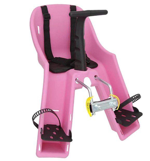 Cadeira MTB Carona Kalf - Rosa  - REAL ESPORTE