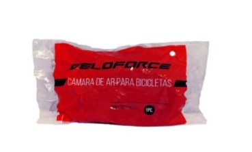 Câmara de Ar Para Bicicleta Aro 16 1.75/1.90 - Veloforce  - REAL ESPORTE