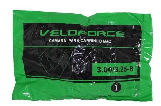 Câmara de Ar para Carrinho de Mão Veloforce - 3,25x8  - REAL ESPORTE