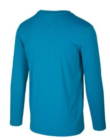 Camisa Proteção Infantil Kanxa - Azul/Escuro  - REAL ESPORTE