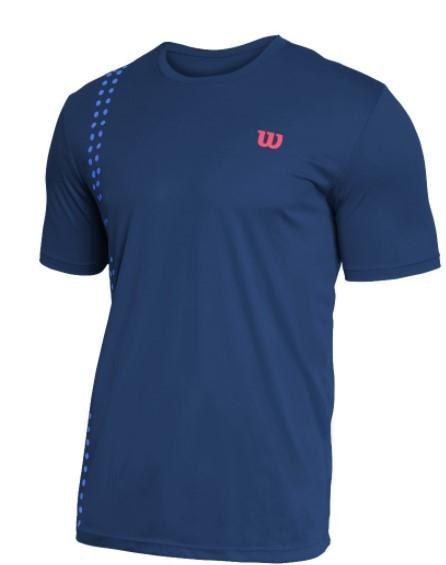 Camisa Wilson Slice - Marinho  - REAL ESPORTE