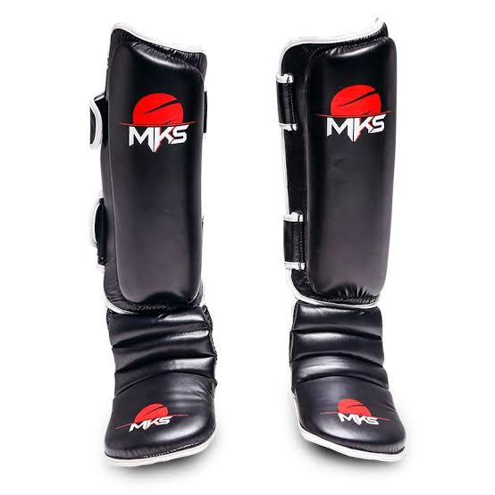 Caneleira Muay Thai e Kickboxing MKS Classic  - REAL ESPORTE