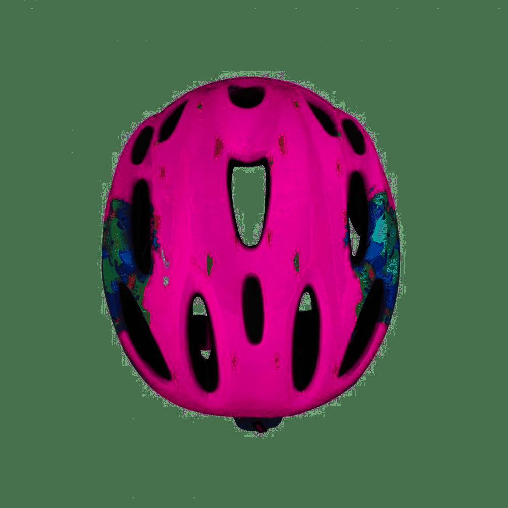 Capacete Ciclismo Infantil Tsw Mtb Kids Led Traseiro In Mold 48 ao 53   - REAL ESPORTE