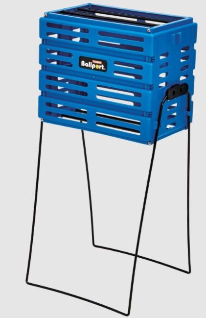 Cesto de Plástico Para 80 Bola de Tênis Ubport  - REAL ESPORTE
