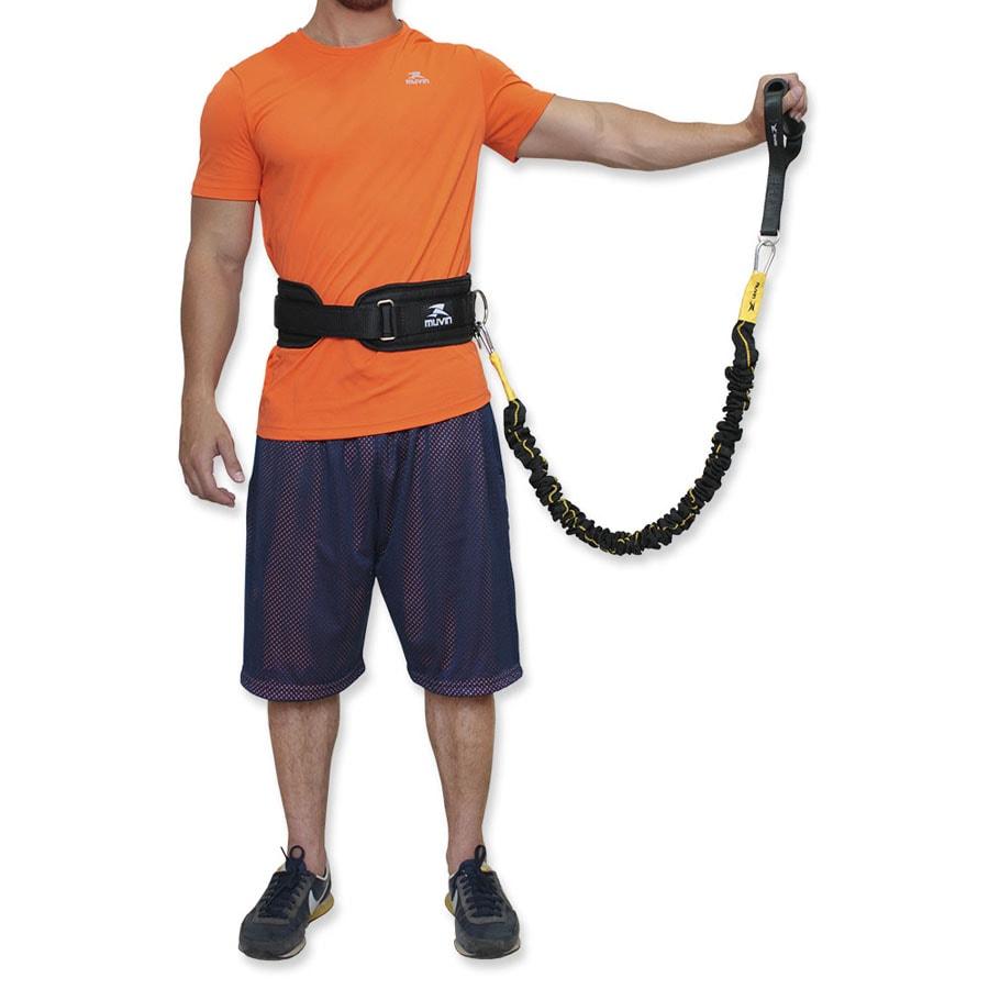 Cinturão de Tração 360 Muvin Ctc-100  - REAL ESPORTE