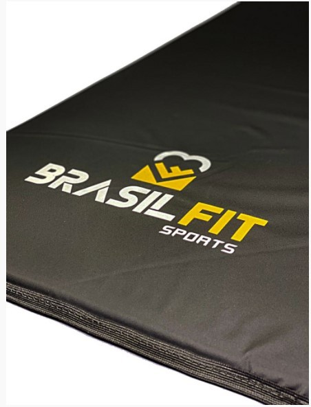 Colchonete de Ginastica Bagun  3cm Brasil Fit  - REAL ESPORTE