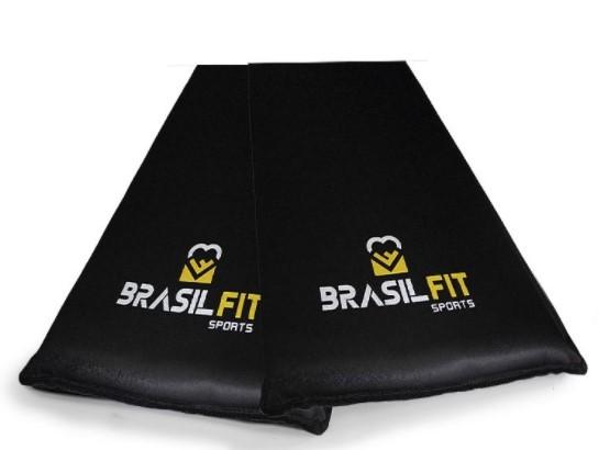 Colchonete de Ginastica Premium 5cm Brasil Fit  - REAL ESPORTE