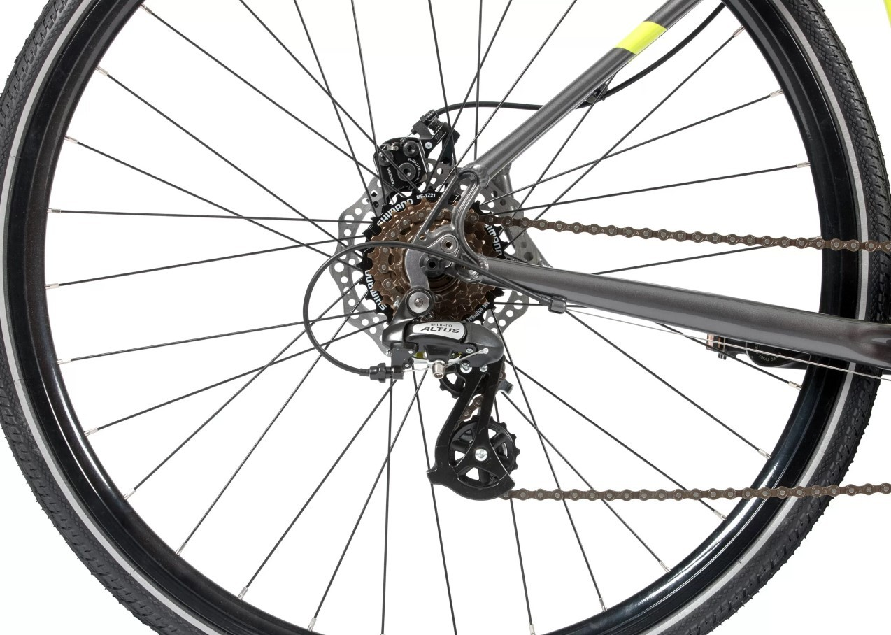 Bicicleta Caloi City Tour Sport Masculina  - REAL ESPORTE