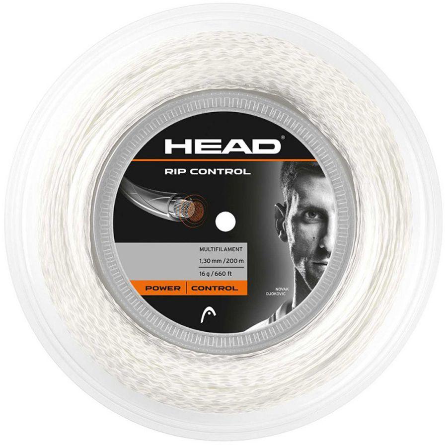 Corda Head Rip Control 130 16 Rolo 200 Metros - Branca  - REAL ESPORTE