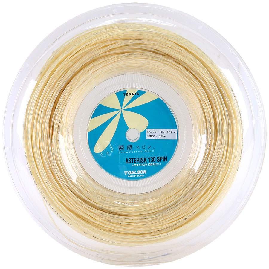 Corda Toalson Asterisk 130 Spin  - REAL ESPORTE