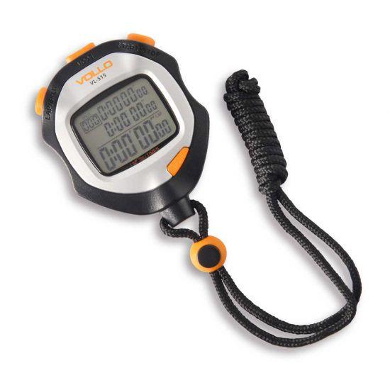 Cronômetro Stopwatch Vl 515 200 Memórias Vollo  - REAL ESPORTE