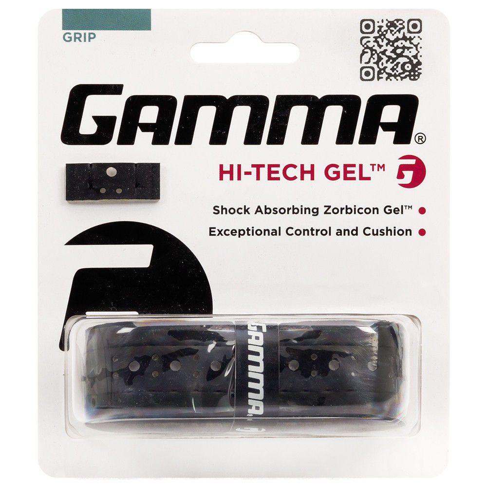 Cushion Grip Gamma Hi-Techi Gel  - REAL ESPORTE