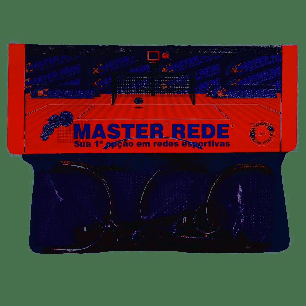 Faixa de Centro com Mosquetão para Rede de Tênis - Master Rede  - REAL ESPORTE