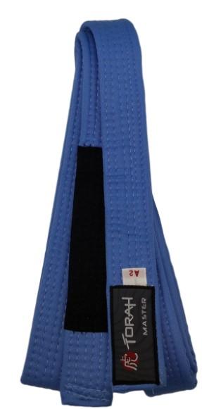 Faixa Master com Ponta Torah - Azul  - REAL ESPORTE