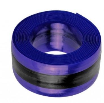 Fita Anti Furo Speed Aro 27 e 700 23mmx2,2m - Azul  - REAL ESPORTE