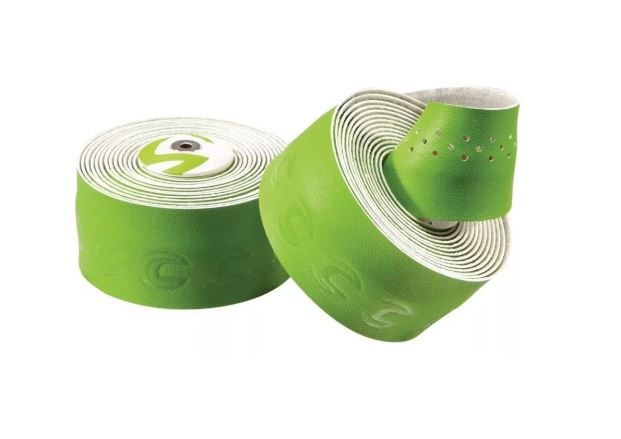 Fita De Guidão Cannondale Superlight Microfibra Verde  - REAL ESPORTE
