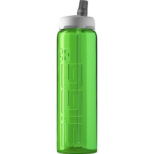 Garrafa Sigg Viva Nat 750ml - Verde  - REAL ESPORTE